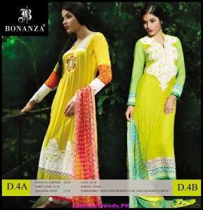 Bonanza Eid Lawn Collection 2012