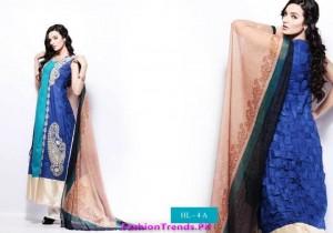 Hira Lari Eid Lawn Collection 2012