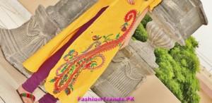 Jannat Nazir Girls Dresses Collection 2012