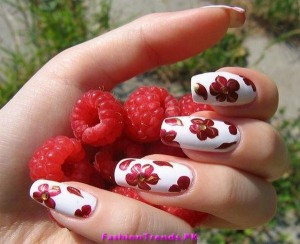 Nail Art Designs For Girls 2012