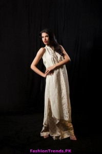 Nida Azwer Ladies Collection 2012
