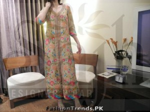 Sajh Women Eid Collection 2012