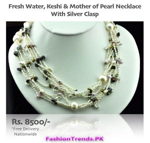 Sarah Atif Collection of Eid Jewellery 2012