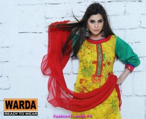 Warda Designer Eid Collection 2012