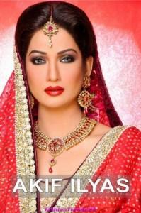 Akif Ilyas Bridal Photo Shoot 2012