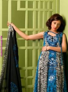 Ayesha Somaya Mid Summer Lawn Collection 2012