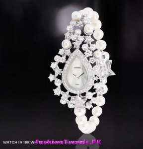 Chanel Jewellery Watches Collection 2012