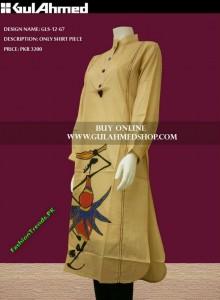 G Woman Range of Shirts 2012