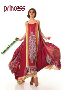 Ittehad Lawn Collection 2012