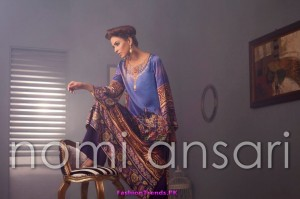 Nomi Ansari Digital Satin Collection 2012