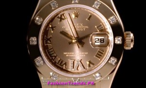 Rolex Date Just Watches Collection 2012