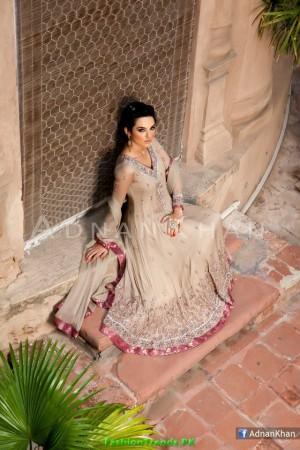 Adnan Khan Raeesah Formal Dresses 2012