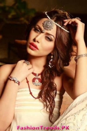 Ayesha Somaiya Cocktail Gown Collection 2012