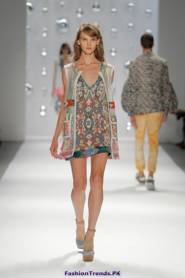 Custo Barcelona RTW Spring 2013 Collection