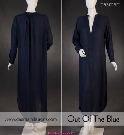 Daaman Fall Casual Women Dresses 2012
