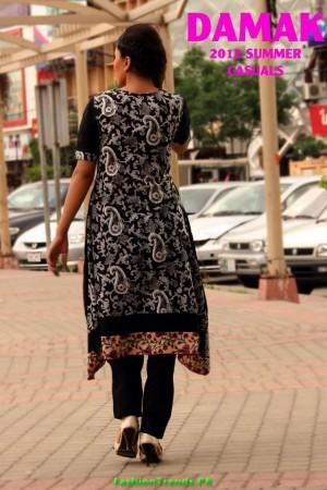 Damak Women & Girls Autum Dresses 2012