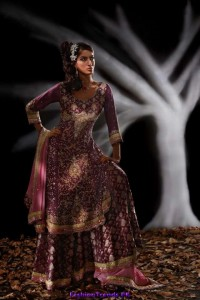 Madiha Noman Bridal Wear Collection 2012