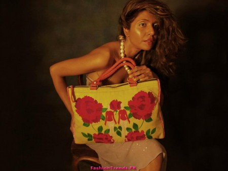 Mahin Hussain Handbags Accessories Collection 2012