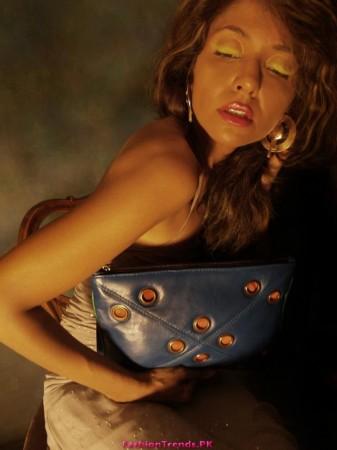 Mahin Hussain Handbags Accessories Collection 2012