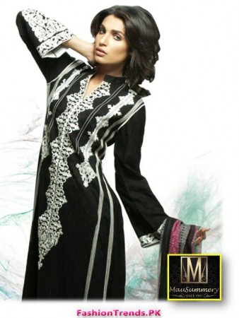Mausummery Women Winter Collection 2012
