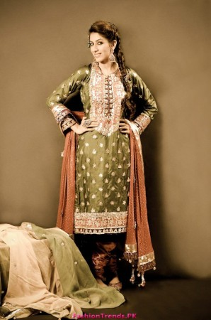 Mohsin Naveed Ranjha Formal Dresses 2012