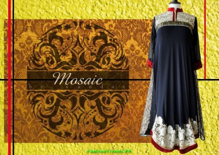 Mosaic By Sundas Formal Wear Collection 2012
