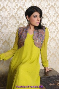 Nadia Rehan New Collection 2012
