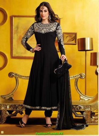 Noorz Boutique Anarkali Frocks 2012