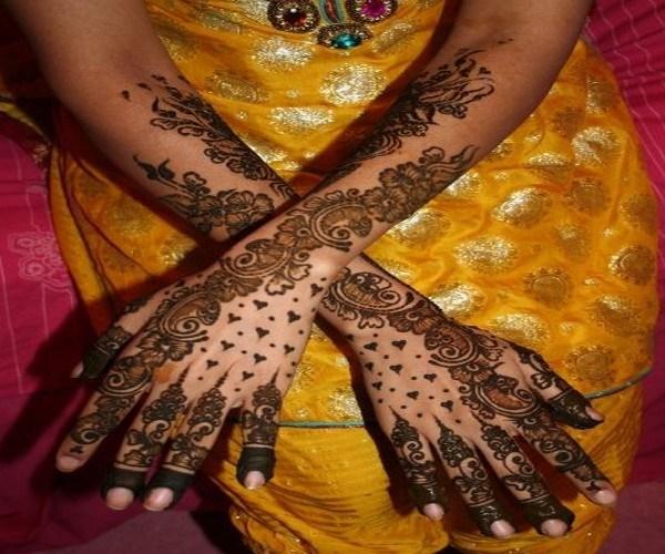 Pakistani Mehndi Designs For Eid