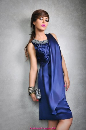 Resham Revaj Casual Women Dresses 2012
