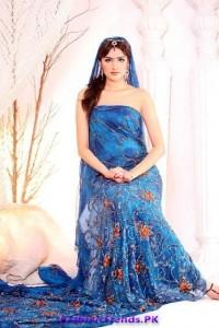 Rijas Bridal Wear Collection 2012