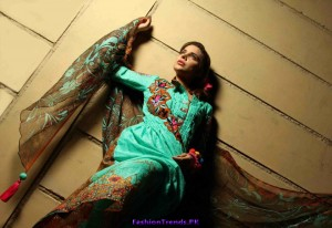 Sabiha's Designer Lawn Collection 2012