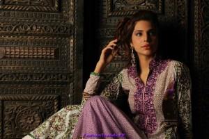 Sabiha's Designer Lawn Collection 2012