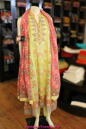 Thredz Eid-Ul-Azha Ladies Dresses 2012