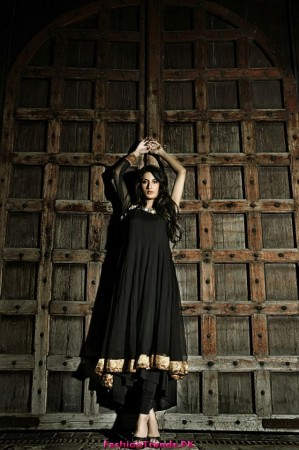 Umsha by Uzma Babar Fall Women Collection 2012