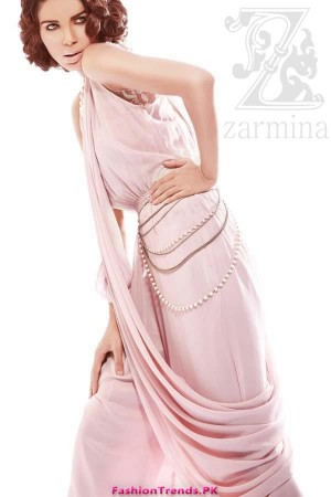 Zarmina Formal Women Wear Collection 2012