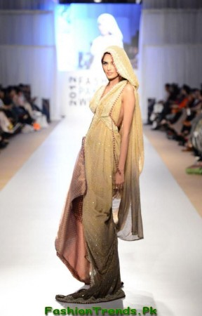 Ayesha Hassan Collection at FPW 2012