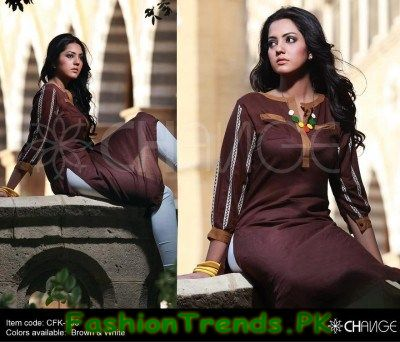 Change Women Winter Collection 2012