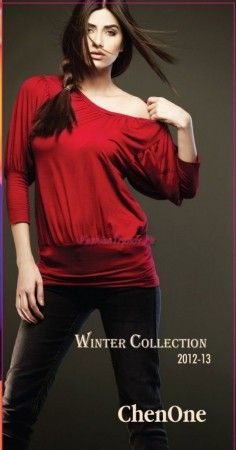 Chen One Winter Collection 2012-13