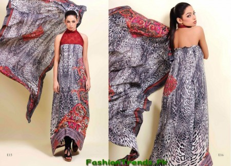 Eiza by UA Textile Winter Collection 2012