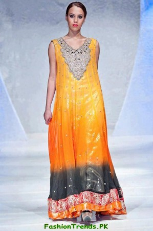 Ethnic Couture Women Mehndi Collection 2012