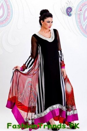 Ethnic by Farhat Khan Magnifique Collection 2012