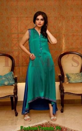 Fatima Irfan 2012 Timma's Party Wear Dresses