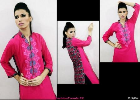 Ishtiaq Afzal Pret Wear Collection 2012