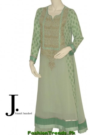 Junaid Jamshed Winter Collection 2012