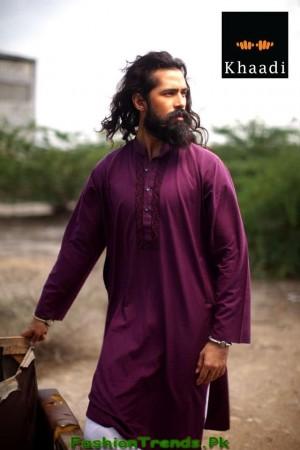 Khaadi's Menswear Casual Kurta Collection 2012