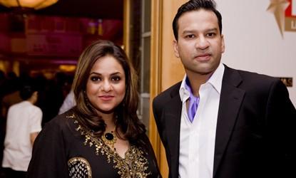 Nadia Khan's Husband Controverts