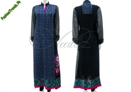 Needlez by Shalimar Party Wear 2012