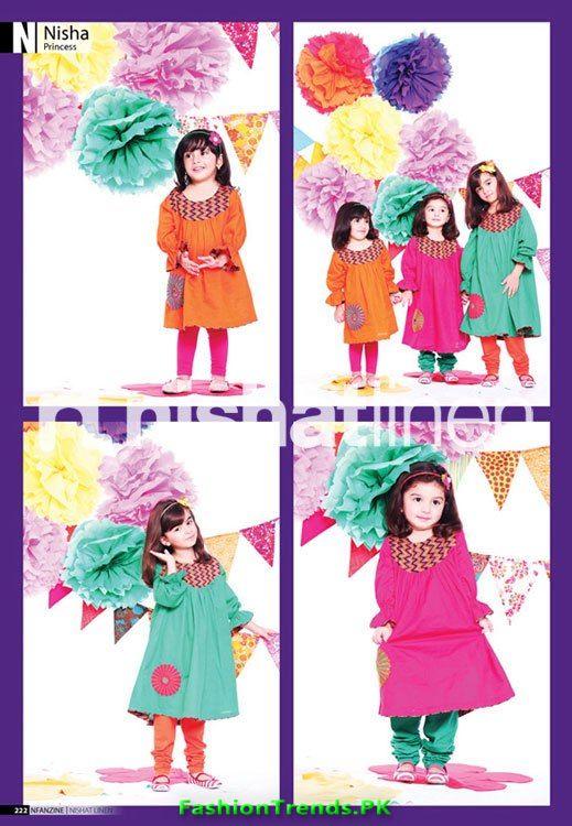 e4ea9e798 Nishat Linen Kids Winter Wear Collection 2012 - Fashion 2019