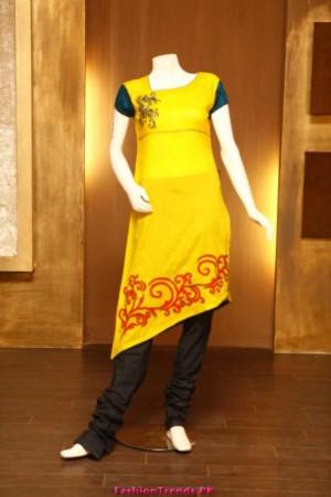 Pret9 Latest Women Winter Dresses 2012